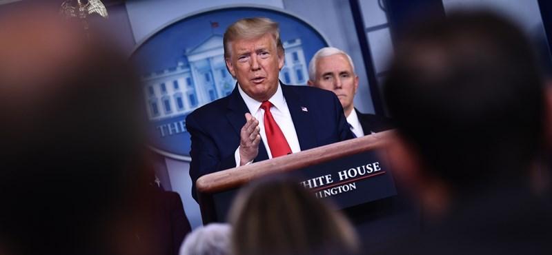 Az USA még mindig kivár a karanténnal