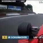 """""""Mindannyian őrültek vagyunk"""" – hasonlítsa össze Schumachert, Hakkinent, Alonsót az Eau Rouge-ban"""