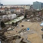 Újabb másfél milliárd forintba kerül a Dagály átépítése