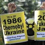 Fukusima nagyon betett az atomenergiának