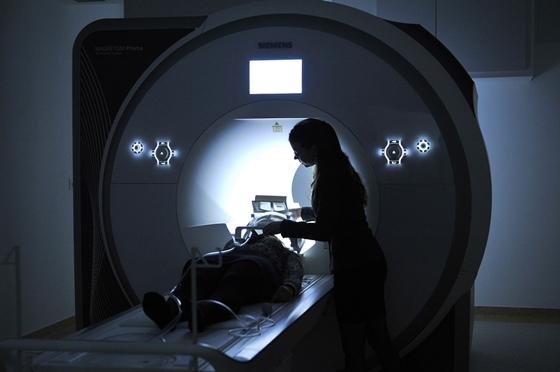 MRI-készülék
