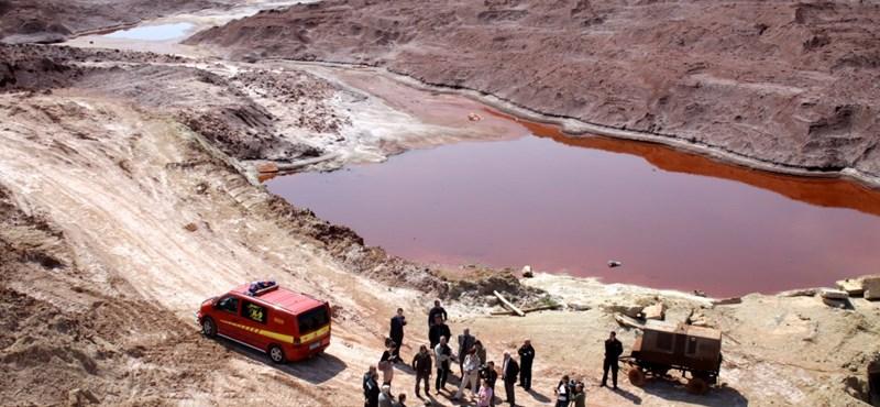 Iszap-katasztrófa: őszre elkészülhet a devecseri emlékpark