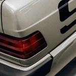 Senna ifjúkorába repít vissza ez az eladó Mercedes 190 E 2.3 16V