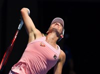 Továbbjutott Babos a US Open első selejtezőjéből