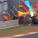 Videó: Pályamunkások közé csapódott egy Lamborghini egy autóversenyen