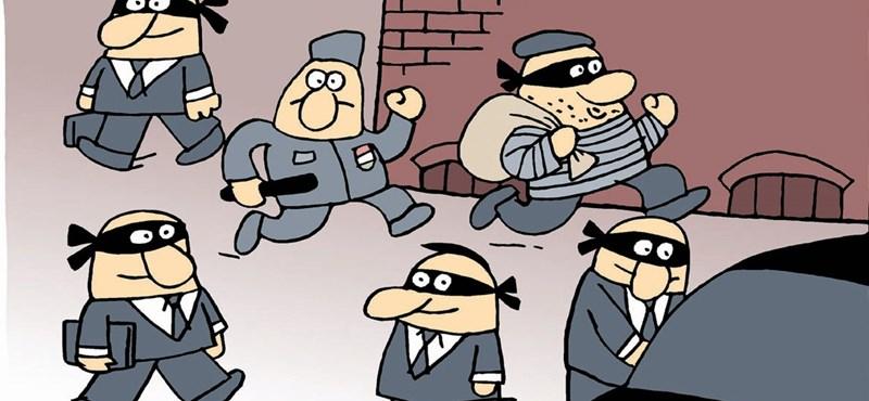 Nyomoznak, mert nem szóltak Tállainak, hogy nyomoznak