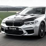 Itt a legújabb 800 lóerős BMW M5