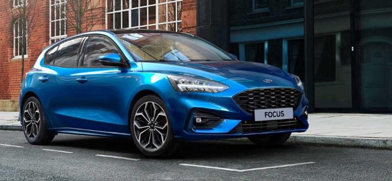 Hibrid lett a Ford Focus is