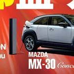 Premier előtt látni a Mazda első elektromos autóját?