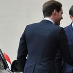 A világ egyetlen meleg miniszterelnökét a férjével együtt fogadták a Vatikánban