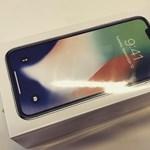 Olcsóbb lehet jövőre az eredeti iPhone X?