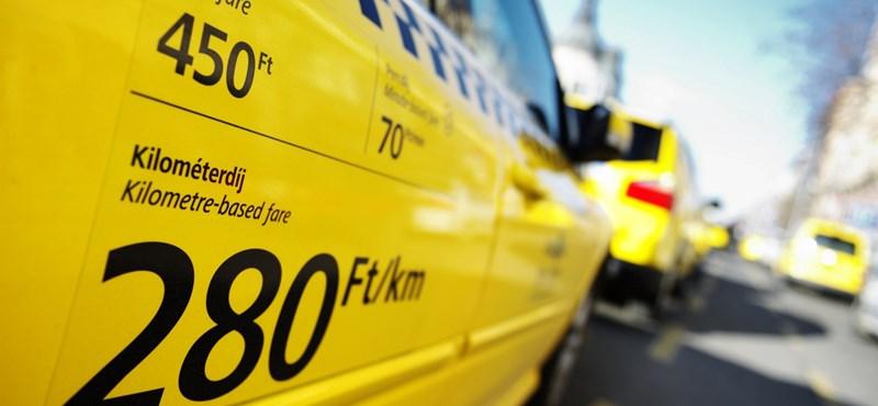 Mégsem lesz taxis tarifaemelés?