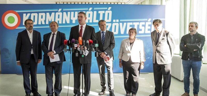 Botka bemutatta a csapatot, amely majd a frászt hozza a Fideszre – videó