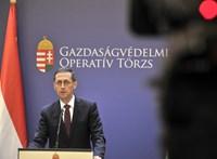 1219 milliárd forint volt a kormányzati szektor hiánya az első félévben