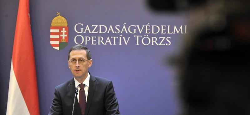 KSH: 4,7 százalékkal esett vissza a magyar gazdaság a harmadik negyedévben