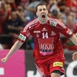 Három gólos hátrányban az MKB Veszprém