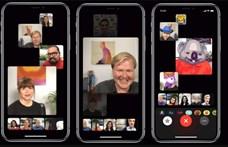 Örülhetnek a régebbi iPhone-t használók: szinte mindenki megkapta a jobb képminőséget