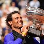 Nadal tizedszer is bajnok a Roland Garroson