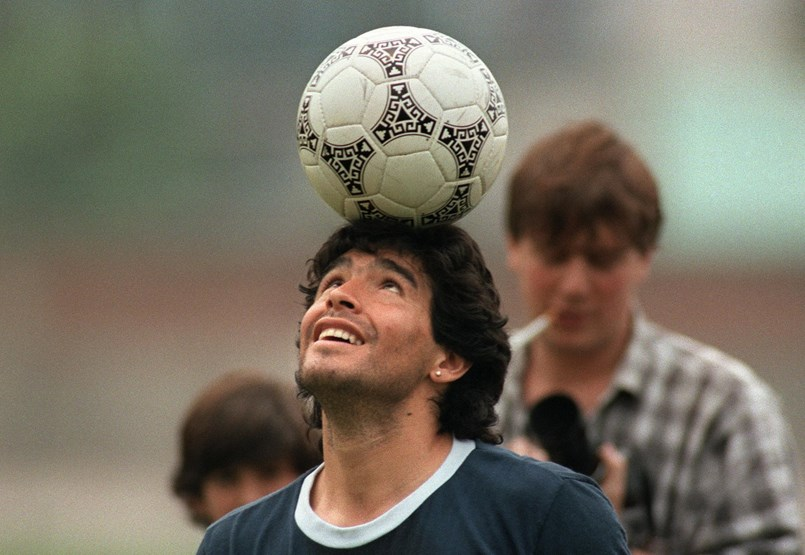 Az argentin sajtó szerint meghalt Diego Maradona