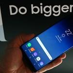 Élet a halál után: itt a Samsung új csúcstelefonja, a Note8