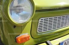 Szinte bejáratosan új Trabantot árulnak Budapesten