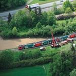 Halálos vasúti karambol történt Graz mellett