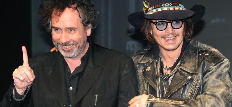 Ennyivel is könnyebb lett Johnny Depp élete: nem perel tovább