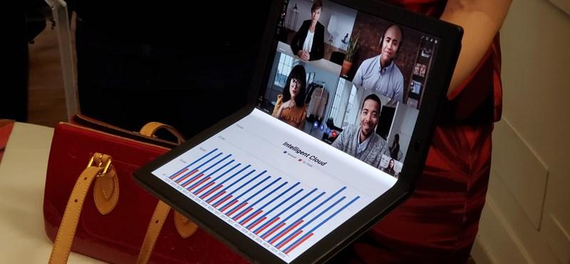 A Lenovo új gépe tényleg újraértelmezheti a laptopokat