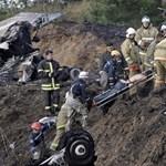 A pilótákat hibáztathatják a hokisok repülőbalesete miatt
