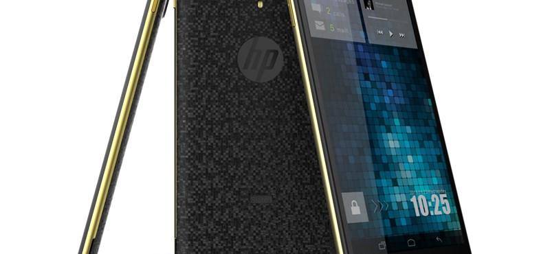 A nagy visszatérés: okosmobilnak látszó tárgyak a HP-től