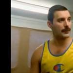 Így készülődött Freddie Mercury az egyik koncertje előtt (videó)