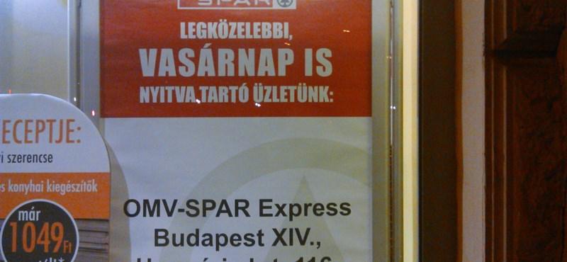 Kibabrál a Sparral a Fidesz, be kell zárniuk a benzinkútnál is