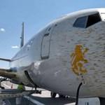Sáskarajba repült az etióp légitársaság gépe, alig láttak ki a pilóták az ablakon
