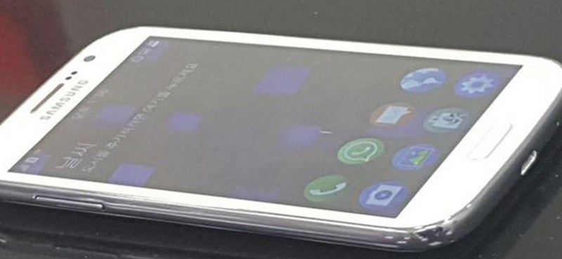Kiszivárgott: ilyen lesz a Samsung új telefonja