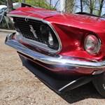 A V8 oltárán áldoztunk: Mustang-találkozón jártunk – izomautó-túladagolás a galériában
