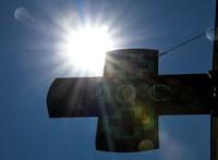 Borzasztó hőség vár Franciaországra