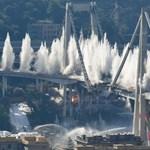 Genovai hídkatasztrófa: ha hamarabb néznek a műholdképekre, tudták volna, hogy össze fog omlani a híd