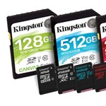 A legjobbkor: új SD és microSD kártyákkal rukkolt elő a Kingston