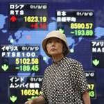 Óvatoskodás ment az ázsiai piacokon