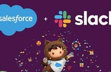 7,6 billió forintért megveszi a Slacket a Salesforce