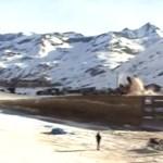 Száz métert repült egy Minivel, durva bukás lett a vége - videók