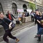 Felmentették a kilakoltatás ellen demonstrálókat