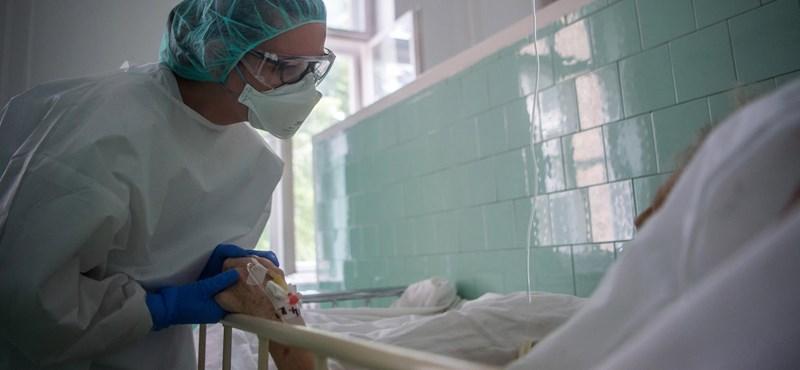 Harmadával is kevesebbet kereshetnek a járvány alatt az egészségügyi dolgozók