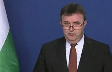 Adókönnyítéseket és új hitelprogramokat jelentett be Palkovics László