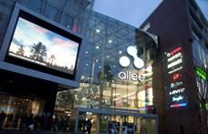 Megújul az Allee bevásárlóközpont, több mint 5,5 milliárd forintot szánnak rá