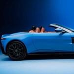 Világrekord: 6,7 másodperc alatt nyitja le a tetejét az új Aston Martin