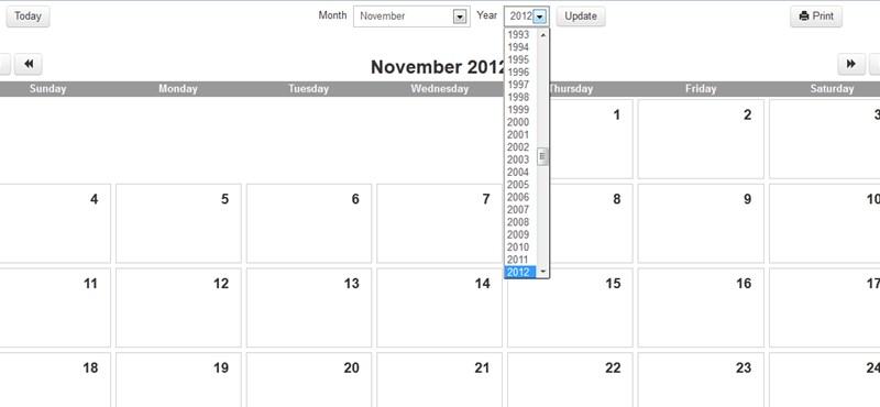2007 decemberi naptár Tech: Nyomtasson villámgyorsan az ízlésének megfelelő naptárat  2007 decemberi naptár