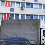 A Szent László Kórház kapta a Heim Pálból kiutált adományágyakat