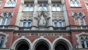 Évekbe telhet a Pázmány Péter Katolikus Egyetem költözése