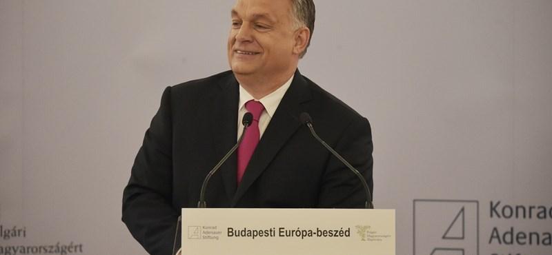 Izraelbe látogat Orbán Viktor